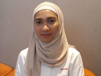 Melisa Suciati, Corporate Communications Manager PT LRT Jakarta - kalteng.antaranews.com