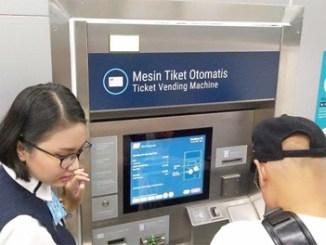 MRT Jakarta berencana menambah Mesin Tiket Otomatis