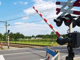 Palang Pintu Kereta Api - www.suara.com