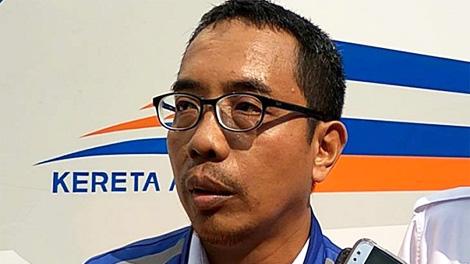 Manajer Humas PT KAI Daop 5 Purwokerto Supriyanto