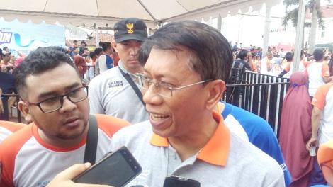 Didiek Hartantyo, Direktur Keuangan PT KAI - m.ayocirebon.com