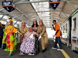 Rail Clinic di Stasiun Babat - beritalima.com