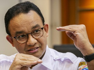 Anies Baswedan, Gubernur Provinsi DKI Jakarta - lokadata.id