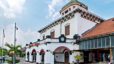Stasiun Semarang Tawang - www.idntimes.com
