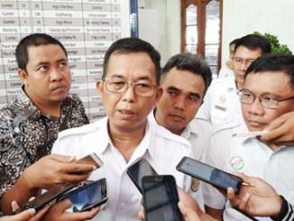 Tamsil Nurhamedi, Vice President PT KAI Daop 3 Cirebon - jabar.tribunnews.com