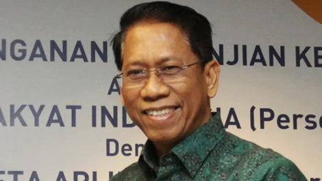 Didiek Hartantyo, Direktur Utama PT KAI - ekonomi.bisnis.com