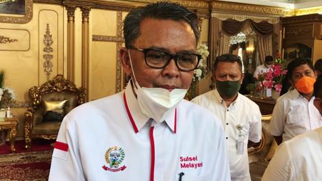 Nurdin Abdullah, Gubernur Sulawesi Selatan - www.kabarmakassar.com