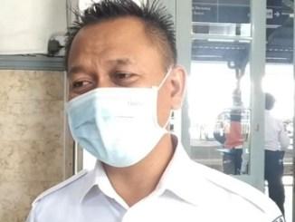 Broer Rizal, Vice President KAI Daop 9 - portaljember.pikiran-rakyat.com