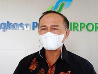 Agus Pandu Purnama, General Manager PT Angkasa Pura I Bandara YIA - jogja.tribunnews.com