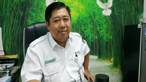 Jaka Jarkasih, Manajer Humas PT KAI Divre IV - voxlampung.com