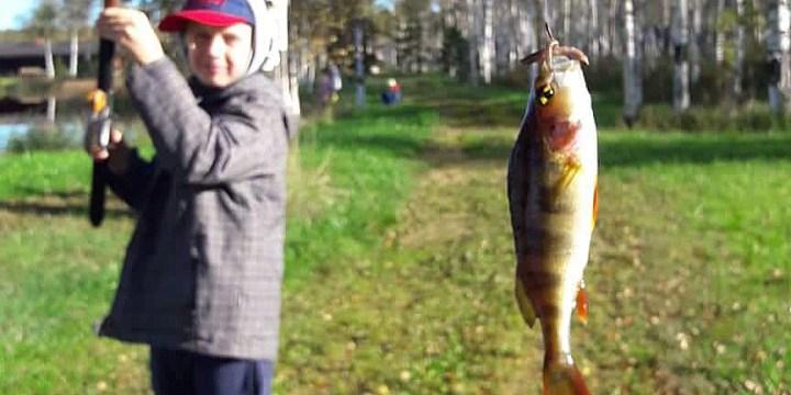 Kalapüük spordinädalal