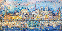 15a Pont Neuf by Angelique