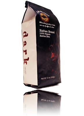 Cafe Kreyol Haitian Hound Dark Coffee http://bit.ly/16ZjsBm