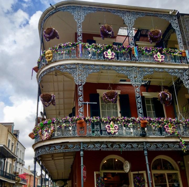 Bourbon Street French Quarter New Orleans