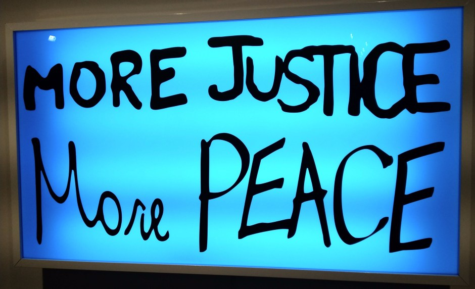 More Justice More Peace