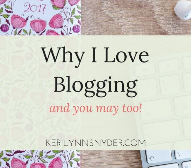 Reasons Why I love Blogging and you may too