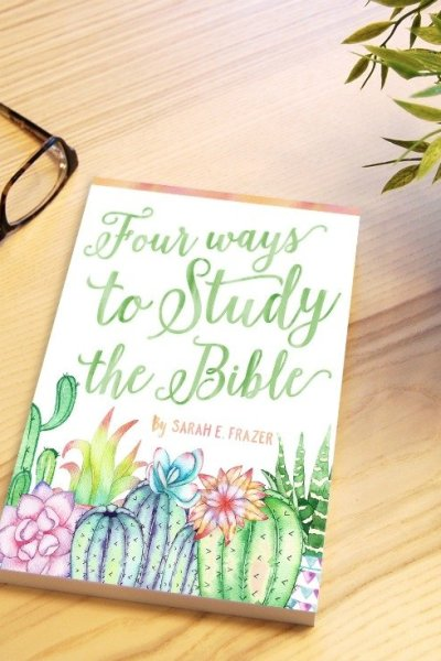 4 Reasons Why to Read Your Bible