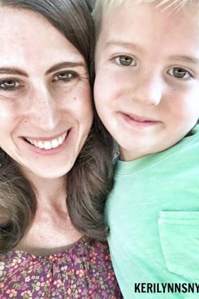 Embracing the Adventure of Motherhood