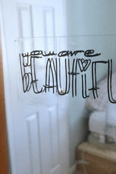 Living a life of True Beauty