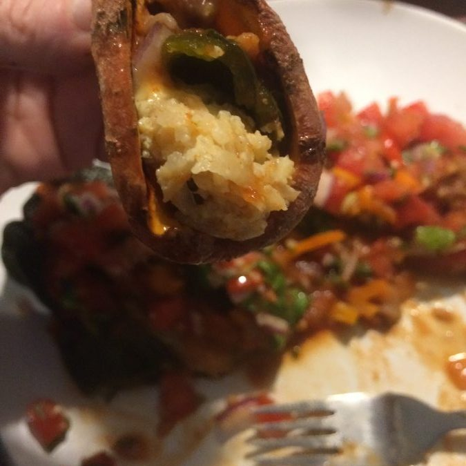 Whole30 Chile Relleno