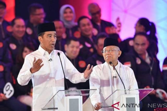 Photo of Jokowi-Maruf Diambang Kekalahan, Suara Milenia ke Prabowo-Sandi, Ini Survei Pilpres 2019 Terbaru