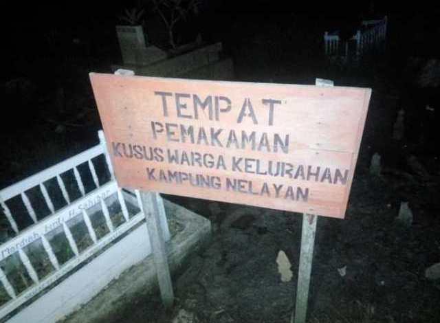 Photo of Gempar! Kuburan Bayi Dibongkar di Kampung Nelayan