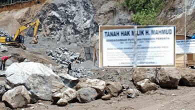 Photo of Ternyata Pemilik Lokasi Tambang Illegal di Gunung Raya Itu Adalah H. Mahmud