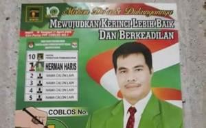 Herman Haris Caleg PPP Untuk DPRD Kabupaten Kerinci