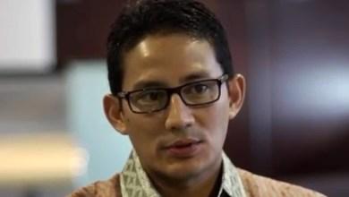 Photo of Terkait Rocky Gerung Diperiksa Polisi, Sandiaga: Beliau Bukan Anggota BPN