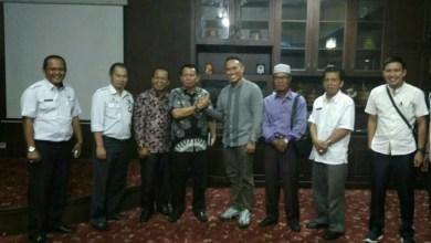 Photo of Badan Kehormatan DPRD Kota Sungai Penuh Kunjungi DPRD Tanjabtim