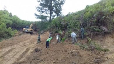 Photo of Pekerjaan Tentara Manuggal di Sungai Penuh Capai 50 Persen Lebih