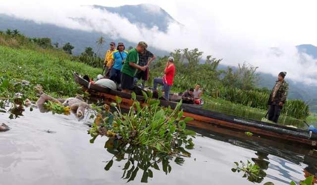 Photo of Breaking News! Ditemukan Mayat Bocah di Danau Kerinci