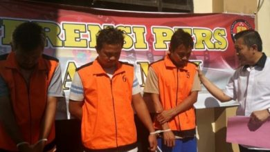 Photo of 3 Pelaku Pengelola Minyak Illegal Diamankan Polda Jambi