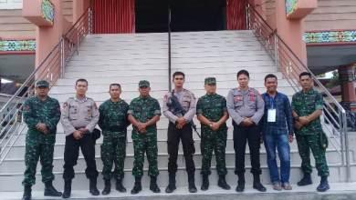 Photo of Koramil dan Polsek Kota Sungai Penuh Amankan Pleno PPK