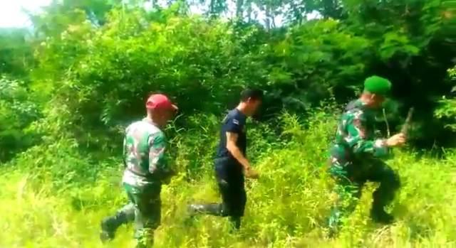 Photo of Patroli Bersama Cegah Karhutla Anggota Koramil Gunung Kerinci