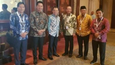 Photo of Adirozal Bupati Kerinci Hadiri Musrenbangnas 2019