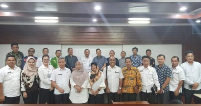 Photo of DPRD Sungai Penuh Kunjungi Kota Depok