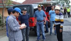 Jelang Lebaran, Ketua DPRD Fikar Azami Tinjau Ruas Jalan dan Kebersihan