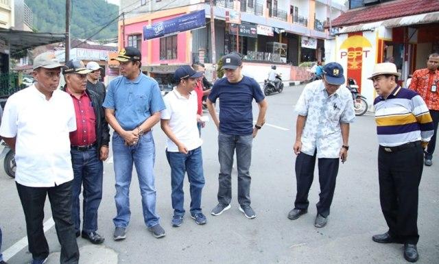 Photo of Wako AJB Cek Kondisi Jalan