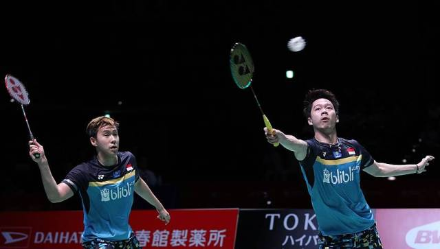 Photo of The Minions Pertahankan Gelar Japan Open, Setelah Kalahkan Hendra/Ahsan