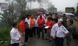 Tim Survey TdS Cek Kesiapan Kota Sungai Penuh