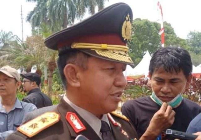 Kapolda Jambi, Irjen Pol Muchlis AS. Foto: Istimewa