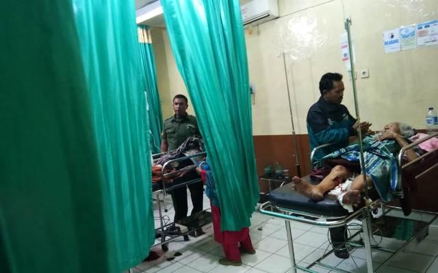 Photo of Breaking News.. Babi Masuk Rumah, Serang 3 Warga Pendung Tengah, 1 Meninggal