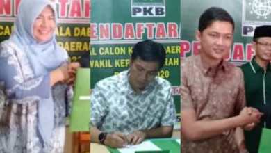 Photo of 3 Balon Bupati Batanghari Kembalikan Formulir ke PKB