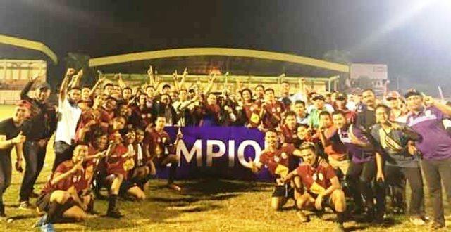 Photo of Bermain Dengan 10 Pemain, Muaro Jambi Jawara Pra Porprov