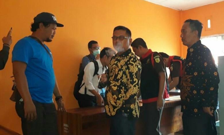 Photo of Kejaksaan Geledah Kantor Bencal Kerinci