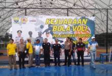 Photo of Irjen Pol Muchlis Kapolda Jambi Buka Pra Kualifikasi Porprov Jambi