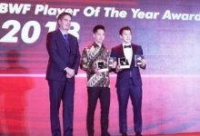 Photo of Pebulutangkis Indonesia yang Masuk 5 Nominasi BWF of the Year 2019