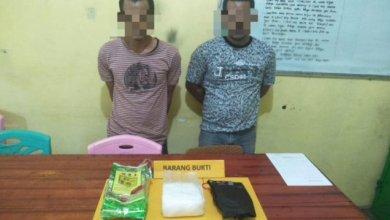 Photo of Bawa Sabu 1 Kg, Dua Pelaku Diciduk Polisi di Sarolangun