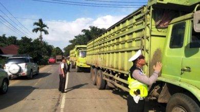 Photo of 26 Kendaraan Ditilang Dalam Razia Gabungan Tanjab Timur
